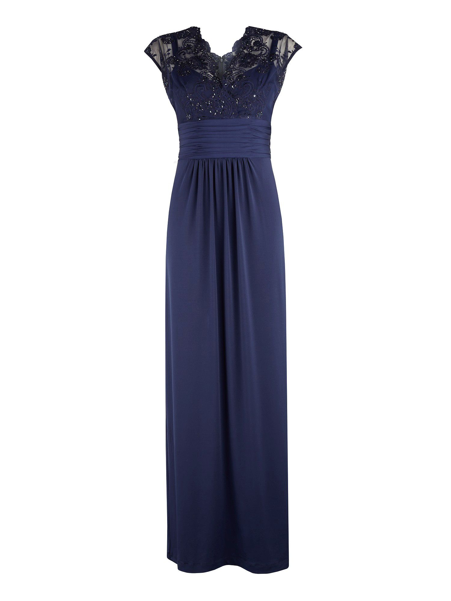 Shop navy maxi dress at Neiman Marcus, where you will find free shipping on the latest in fashion from top designers.