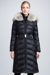Dawn Levy Addison Furtrim Puffer Coat - Lyst