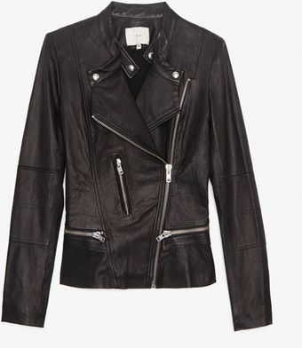 Iro Exclusive Leather Jacket Black - Lyst