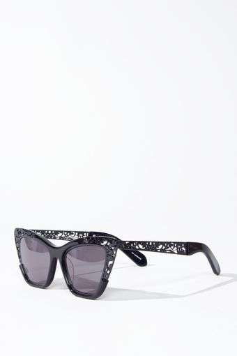 Karen Walker Siouxsie Sunglasses - Lyst
