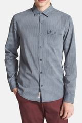 Original Penguin Heritage Fit Stripe Shirt - Lyst