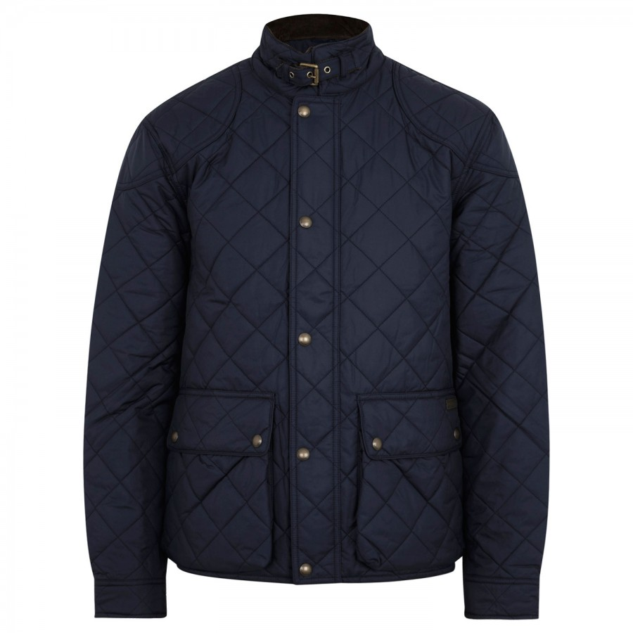 Polo Ralph Lauren Cadwell Quilted Jacket in Blue for Men ...