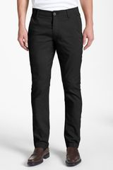 Under Armour Slim Tapered Leg Chinos - Lyst
