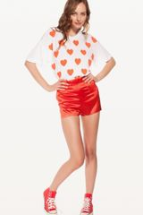 Wildfox Couture Falling in Love Favorite T - Lyst