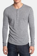 Alternative Burnside Henley - Lyst