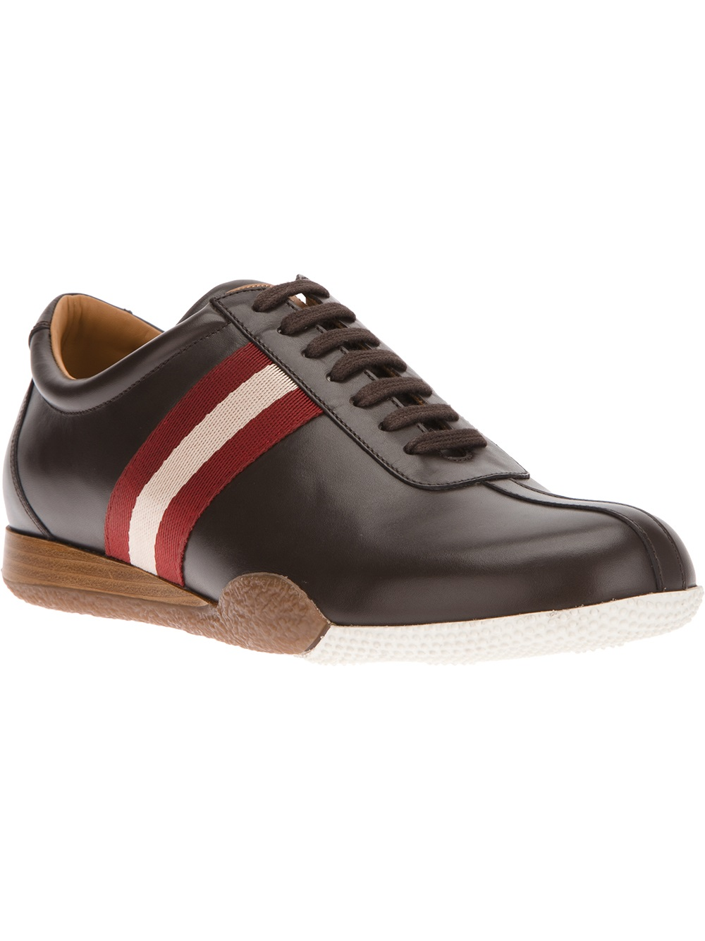 Bally Mens Brown Shoes