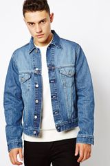D&G Denim Jacket - Lyst