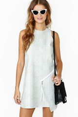 Nasty Gal Shakuhachi Python Dress - Lyst