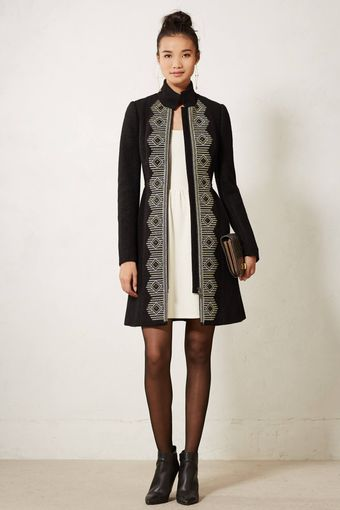 Tracy Reese Southlands Coat - Lyst