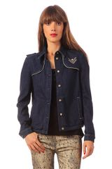 7 For All Mankind Jacket - Lyst