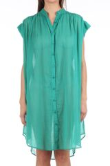 Antik Batik Oversize Dress Marina 1dre - Lyst