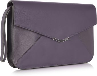 Fendi 2jours Large Clutch Bag - Lyst