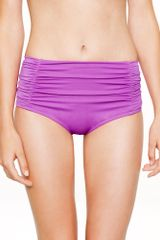 J.Crew Highwaist Brief - Lyst