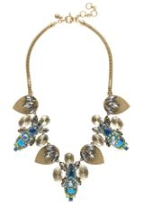 J.Crew Riviera Necklace - Lyst