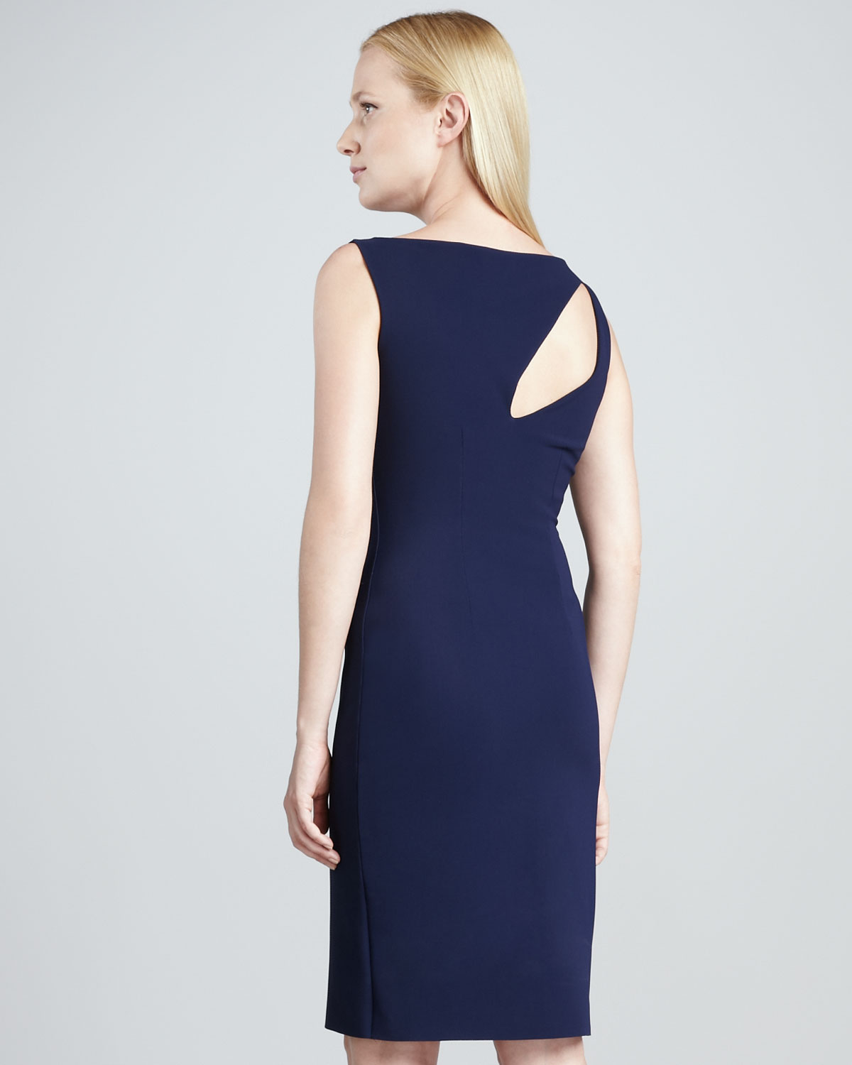 Chiara Boni The Most Popular Dress In America: La Petite Robe Di Chiara Boni Quinzia Boat-Neck