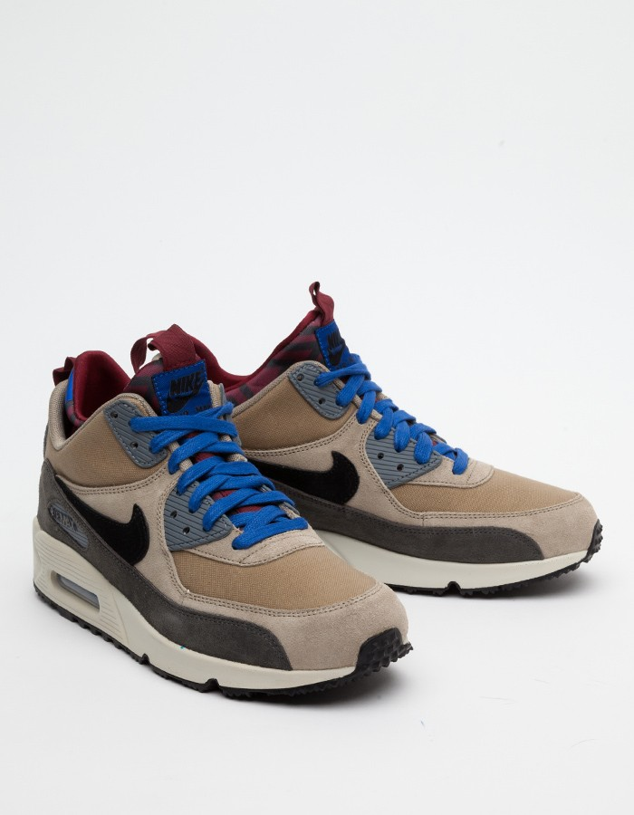 brand new e56a1 4d8c2 ... amazon lyst nike air max 90 sneakerboot prm in natural for men 6e745  d8756