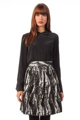 Sinequanone Mini Skirt - Lyst
