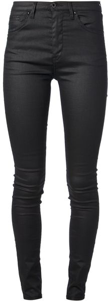 Twenty 8 Twelve Woolf Coated Jeans - Lyst