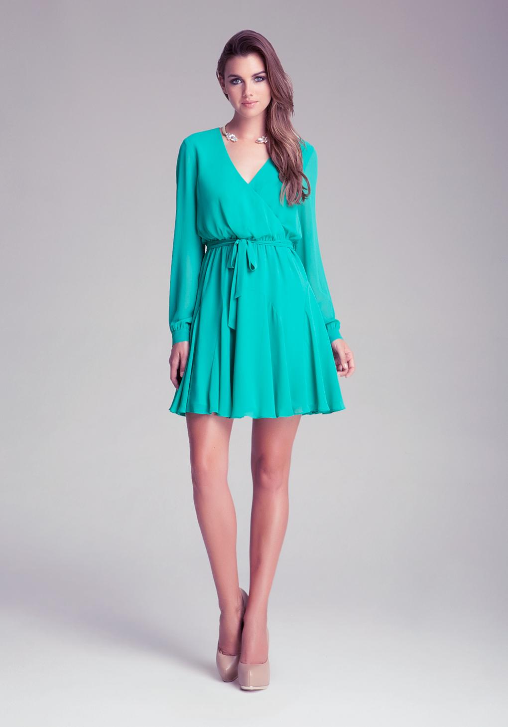 Long Bebe Dresses | Dress images