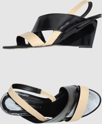 Georgina Goodman Wedge - Lyst