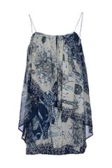 Roberto Cavalli Short Dress - Lyst