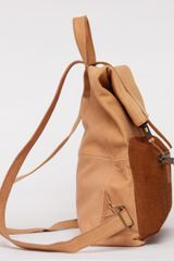 Sabrina Tach Viper Backpack in Brown for Men - Lyst