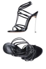 Casadei Highheeled Sandals - Lyst