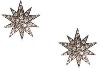 Ileana Makri  Diamonds Centaurus Earrings - Lyst