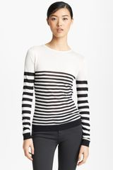 Jason Wu Stripe Knit Sweater
