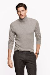 J.Crew Cashmere Turtleneck Sweater - Lyst