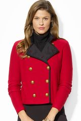 Lauren by Ralph Lauren Officers Sweater - Lyst