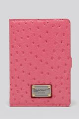 Marc By Marc Jacobs Ipad Mini Case Classic Q Jellybird - Lyst