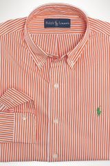 Polo Ralph Lauren Custom Fit Poplin Sport Shirt - Lyst