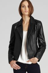 Reiss Jacket Stitched Panel Palermo - Lyst