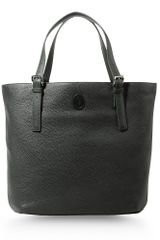 Trussardi Large Leather Bag - Lyst