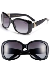 Yves Saint Laurent Saint Laurent Oversized Sunglasses - Lyst