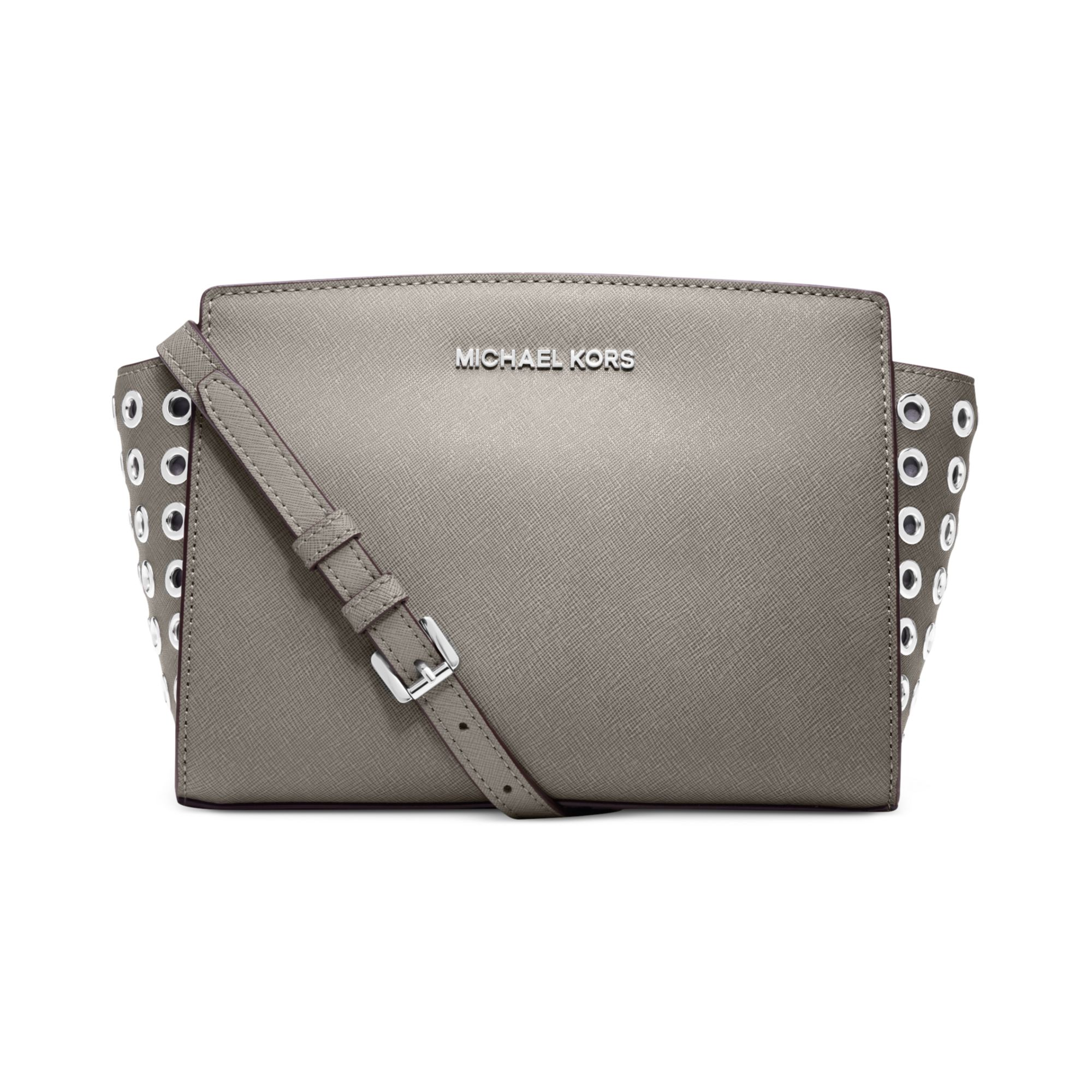 274bef51db3b Lyst - Michael Kors Bag in Gray