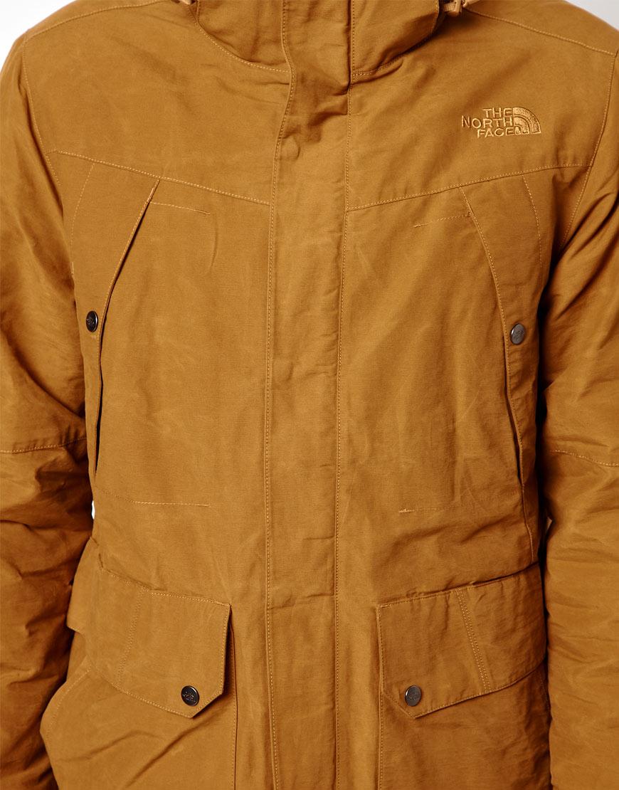 c034169ebdcf ... switzerland lyst the north face katavi jacket in brown for men b3cdf  ce3a8