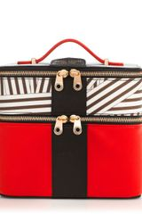 Henri Bendel West 57th Small Train Case - Lyst