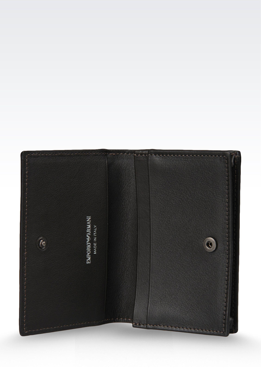 Nice Armani Business Card Holder Contemporary - Business Card Ideas ...