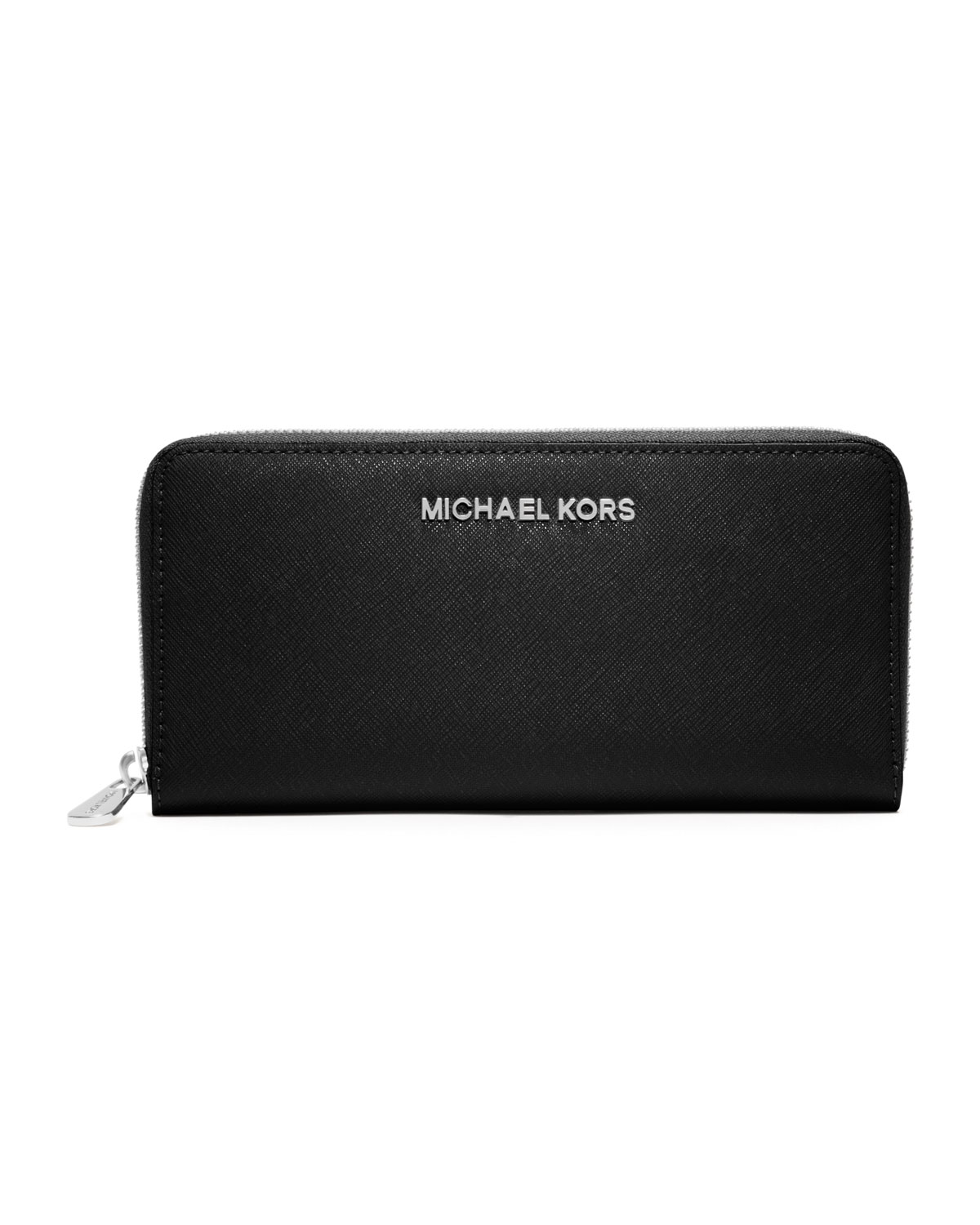 920d89570b8adc ... Lyst - Michael Michael Kors Jet Set Travel Continental Walle ...