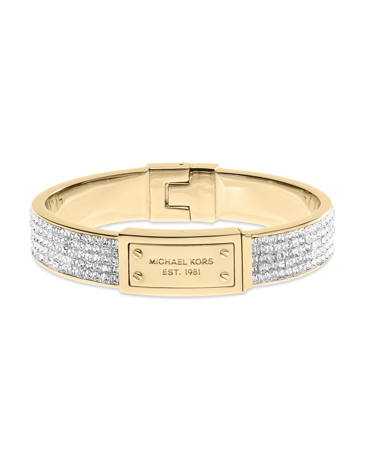 Gallery Previously Sold At Bloomingdale S Women Michael Kors Bangle
