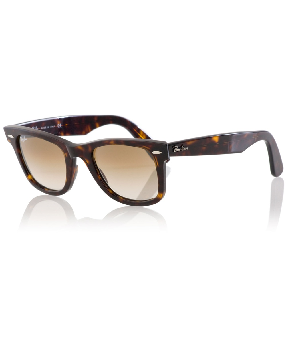 brown wayfarer sunglasses jb93  Gallery Previously sold at: FarFetch 路 Men's Wayfarer Sunglasses