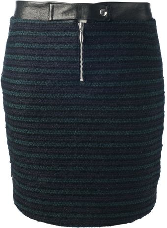Roseanna Striped Skirt - Lyst