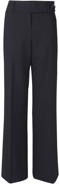 Skopes Wool Rich Wide Leg Trousers - Lyst