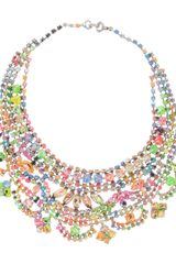 Tom Binns Collar Necklace - Lyst