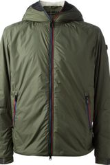 Ai Riders On The Storm Hooded Padded Jacket - Lyst