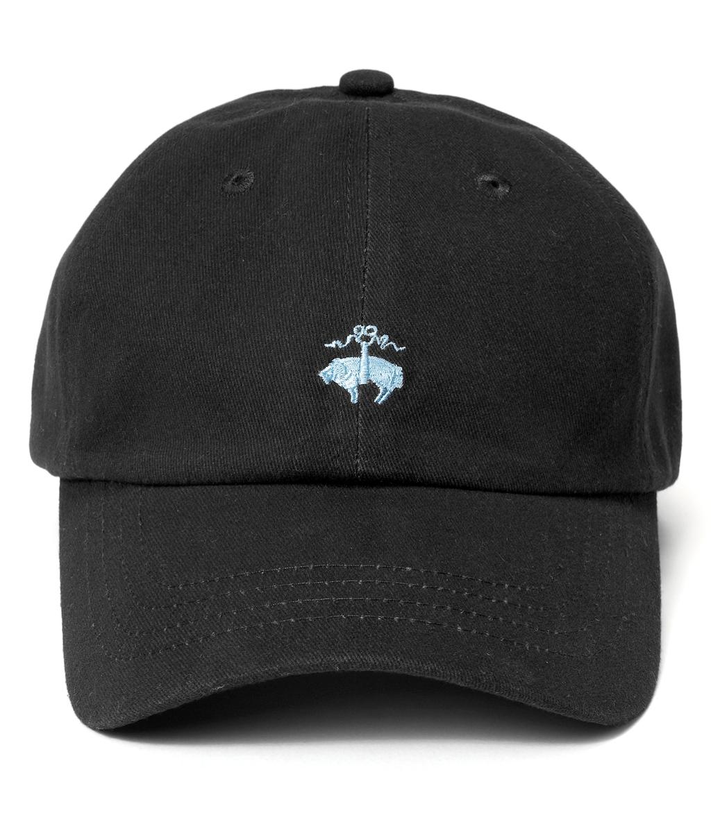4d05fe23 Brooks Brothers Golden Fleece® Baseball Cap in Black for Men - Lyst