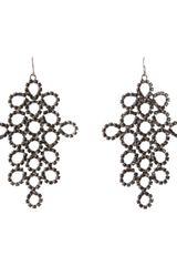 Emilio Pucci Drop Earrings - Lyst