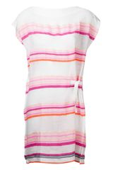 Lemlem Striped Cover Up - Lyst